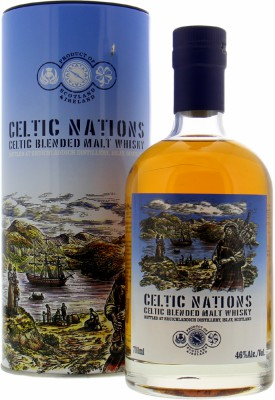 Celtic Nations 46%Bruichladdich  -