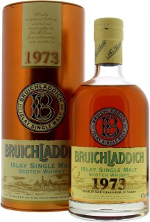 Bruichladdich  - 30 years old 1973 40.2%