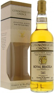 13 Years Old Gordon & MacPhail Connoisseurs Choice 46%