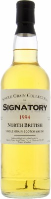 1994 Sinatory Vintage Single Grain Collection 43%North British -