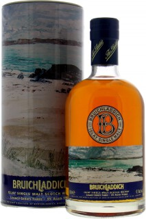 Bruichladdich  - 35 Years Old Legacy Series III 40.7%