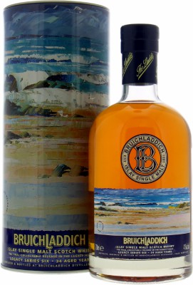 34 Years Old Legacy Series VI 41%Bruichladdich  -