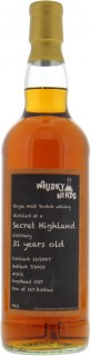 WhiskyNerds - Secret Highland 31 Years Old 27 49.6%