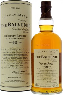 Balvenie - 10 Years Old Founder's Reserve 43%
