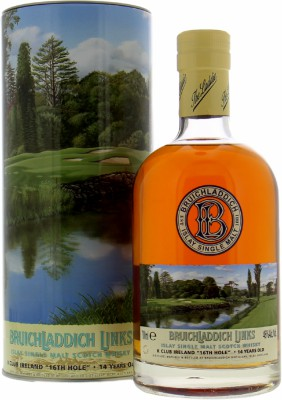 Links VI K Club Ireland 46%Bruichladdich -