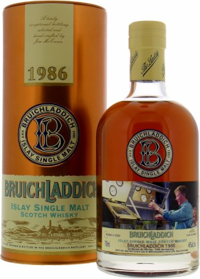 19 Years Old LMDW 50th Anniversary Cask 2 46%Bruichladdich -