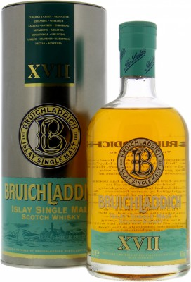 Bruichladdich - XVII 17 Years Old 46% NV