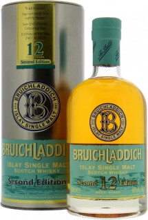 Bruichladdich - 12 Years Old Second Edition 46%