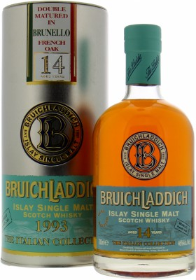 The Italian Collection Brunello French Oak 46%Bruichladdich -