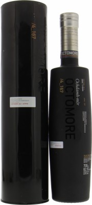 Octomore Edition 04.1 / 4_167 62.5%Bruichladdich -
