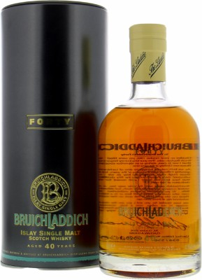40 Years Old 43.1%Bruichladdich -