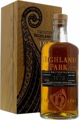 Highland Park - 37 Years Old 1973 Global Travel Retail 50.6%  1973