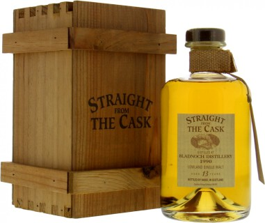 Bladnoch - Straight From The Cask for LMDW Bourbon Cask 964 53%