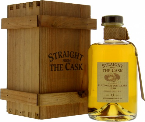 Straight From The Cask for LMDW Bourbon Cask 964 53%Bladnoch -