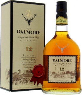 Dalmore - 12 Years Old Vintage Label 40%