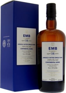 EMB Plummer 14 Years Old Continental Aging 64.8%