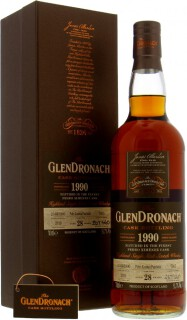 Glendronach - 28 Years Old Batch 17 Cask 7905 51.7%