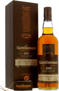 Glendronach - 13 Years Old Batch 17 Cask 887 55.1%