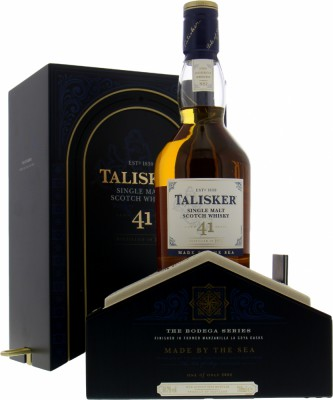 Talisker - 41 Years Old Bodega Series 50.7% 1978