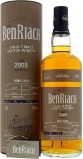 13 Years Old Batch 16 Cask 3435 55%