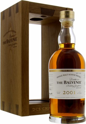 Balvenie - 17 Years Old DCS Compendium Chapter 5 Cask 9325 63.5% 2001