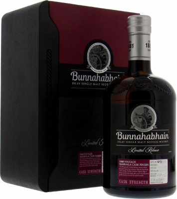 30 Year Old Marsala Finish 47.4%Bunnahabhain -
