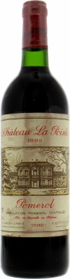 Chateau La Pointe - Chateau La Pointe 1993
