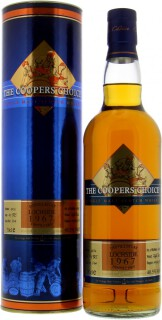 Lochside - 45 Years Old Cooper's Choice Cask 804 40.5%