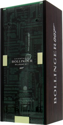 Bond Limited EditionBollinger -