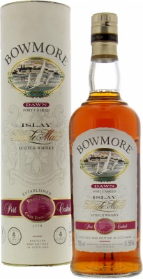Dawn Port Cask Finish 51.5%Bowmore -