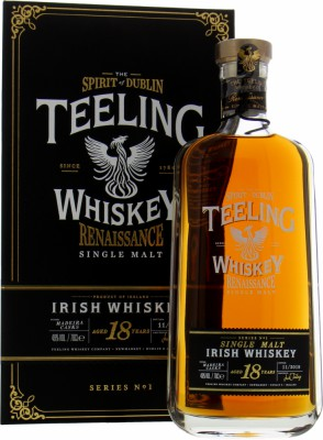 Teeling - 18 Years Old The Renaissance series n°1 46% NV