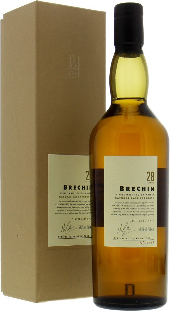 North Port - Brechin 28 Years Old 53.3%