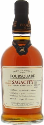 Foursquare - Sagacity 12 Years Old 2005 Mark VII 48% NV