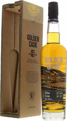 Speyside - 23 Years Old The Golden Cask Reserve Cask CM223 61.7% 1992