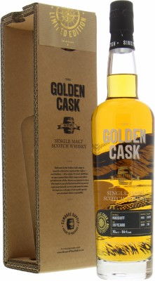 26 Years Old The Golden Cask Reserve Cask CM251 64.1%Macduff -
