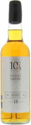 18 Years Old The Whisky Exchange The 10th Anniversary Series 55.9%Ardbeg -