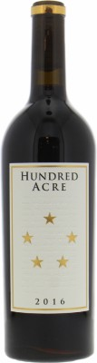 Hundred Acre Vineyard - Cabernet Sauvignon Kayli Morgan Vineyard 2016