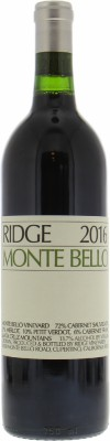 Ridge - Monte Bello 2016