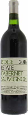 Cabernet Sauvignon EstateRidge -