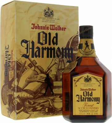 John Walker & Sons - Old Harmony 43% NV