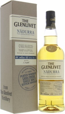 Glenlivet - Nàdurra Peated Batch PW1016 62% NV