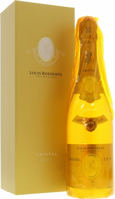 Louis Roederer - Cristal (in individual gift box)  2012