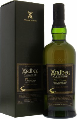 Alligator 51.2%Ardbeg -