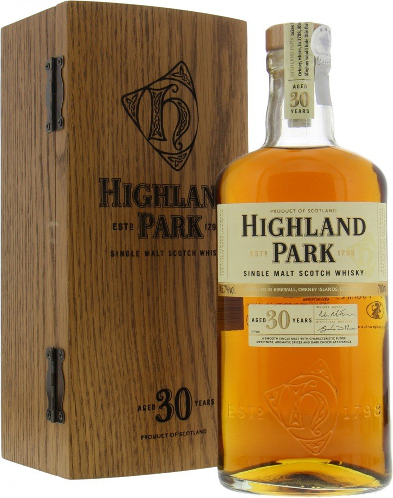 Highland Park - 30 Years Old 45.7% NV