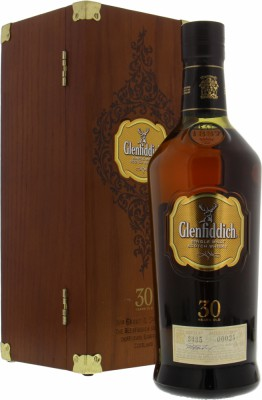 Glenfiddich - 30 Years Old Cask Selection 0025 43% NV