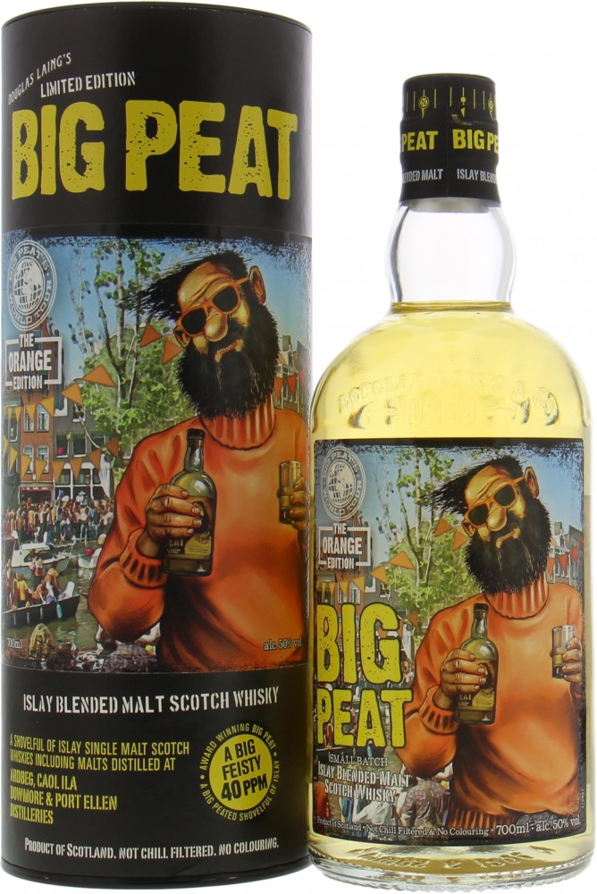 Douglas Laing - Big Peat The Orange Edition 50% NV