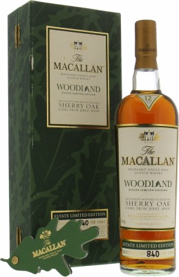 Macallan - Woodland Estate 40% NV