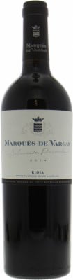 Marques de Vargas - Seleccion Privada Reserva 2014
