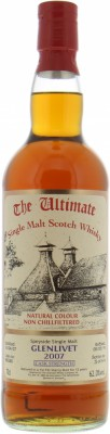 Glenlivet - 12 Years Old The Ultimate Cask Strength Cask 900280 62% 2007