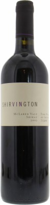 Shirvington - Shiraz 2002